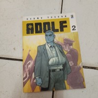 Bursa Komik 2nd Komik Adolf
