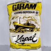 GARAM BERYODIUM KAPAL 500gram