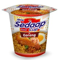 Mie Sedaap Cup Goreng 85 gr