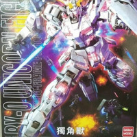 MG RX-0 1/100 Gundam UNICORN DESTROY NORMAL MODE DABAN MODEL