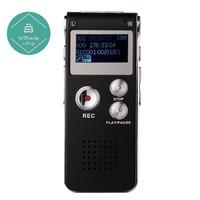 Voice Recorder 8 GB & MP3 USB Digital Voice Recorder Handy