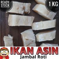 Ikan Asin JAMBAL ROTI 1 kg Grade A cap TOKE BAGAN SIAPI API