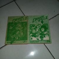 Bursa Komik 2nd Dragon Ball II Rajawali