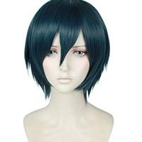 Cfalaicos Cfalaicos Danganronpa V3 Saihara Shuichi Cosplay Wig Short D