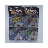 Finger Game Diecast Miniatur Sepeda BMX Mini Finger board bicycle