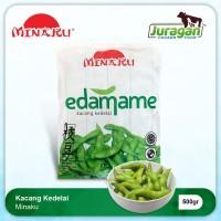 Minaku Edamame Daitsabu - Kacang Kedelai Jepang 500gr