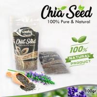 Chia Seed Black Organik 100 gram