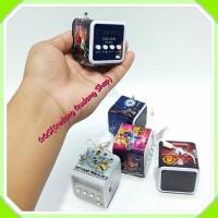 Music Box Bluetooth Music Angel Karakter - Speaker FM Digital
