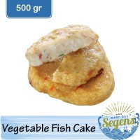 Vegetable Fish Cake / Baso Ikan Sayur Seafoodking 500 gr