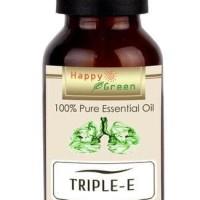 Happy Green Triple E Essential Oil 30 ml- Minyak Pelega pernapasan