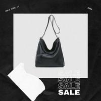 TAS ZARA Shoulder Bag Wanita IMPORT QUALITY!!!