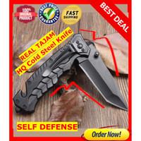 Pisau lipat training sangkur csgo cs go survival cold steel knife