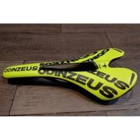 Yellow- Odinzeus Carbon Seat - MTB Santa Cruz Specialized Orbea Trek