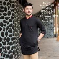 Irwan Koko Lacost Baju Koko Pria Atasan Koko Kurta Terbaru