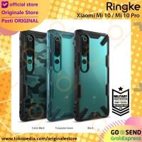Ringke Fusion X Xiaomi Mi 10 - Mi 10 Pro Case Original Casing - Hitam