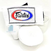 Handwraps FAIRTEX Boxing Muaythai Kickboxing STRAP BODYCOMBAT - Putih