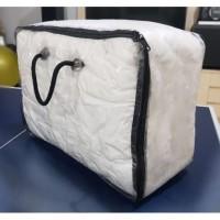 Tas bedcover / plastik bedcover ukuran double / besar