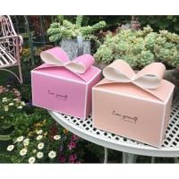 kotak / box / tempat perhiasan kalung cincin Pita Craft