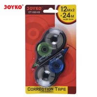 Tipex Roll Correction Tape Joyko CT-522-02 ( isi 2 )