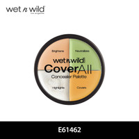 Wet N Wild Cover All Concealer Palette E61462
