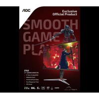 AOC 27G2 27 Frameless Gaming IPS Monitor