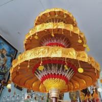 Payung keraton susun emas payung kerajaan songsong agung