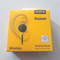 Realme Buds Bluetooth Wireless Headset Handsfree Head Set Earphone