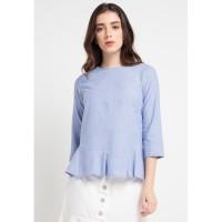 FAME Fashion Blouse 9211558 Biru muda
