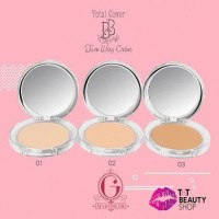 Madame Gie Total Cover BB Femme Two Way Cake