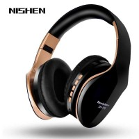 Wireless Bluetooth Headphone Foldable with Microphone - SN-P18