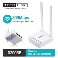 TOTOLINK N200RE- Router Wireless N Mini