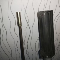 bg328 drive shaft assy with pipe