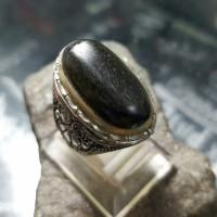 Black Opal Banten - Cincin Batu Akik