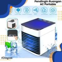 Pendingin Air Cooler Kipas Angin AC MINI Pendingin Ruangan Portable AC