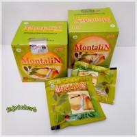 Kapsul Montalin (untuk asam urat, pegelinu dan reumatik)