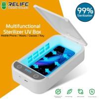 Relife UV Sterilizer Box Portable - Membunuh Bakteri Masker & Gadget