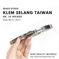 "Kleman 16 "" / klem 16 inch (400 mm)"