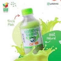 Jus Kedondong Kiamboy GNB | Halal dan 100% Natural - 250ml