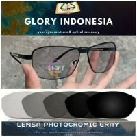 kacamata aviator lensa photocromic minus/normal/silinder