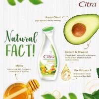 Body Lotion CITRA Nourishing White UV Avocado Honey 120ml