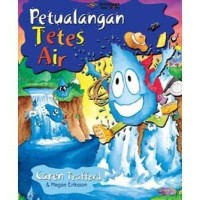 Buku Pengetahuan Alam Petualangan Tetes Air Erlangga for kids