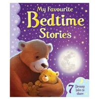 7 Tales My Favourite Bedtime Stories English Book Hardcover