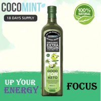 Minyak Kelapa Extra Virgin Coconut Oil VCO - Pure Unrefined 100% 250ML