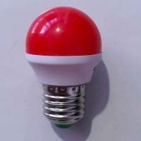 LAMPU LED EKONOMAT 1 WATT WARNA PUTIH / WARM WHITE / KUNING / MERAH /