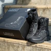 Sepatu PDL TNI Polri Boa Parabellum Libra Tactical Boots Original