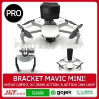 ✅ BRACKET MOUNT UNIVERSAL ACTION CAM CAMERA UTK DRONE DJI Mavic Mini