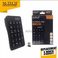 USB Keyboard Numerik Pad wireless M-TECH