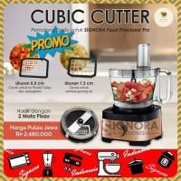 Signora PRO Food Processor | not blender juicer portable kapsul