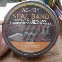 Seal Band lakban flinkote anti bocor lebar 5cm PER METER by aquaproof