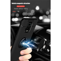 Casing Autofocus Ring Magnetic Case Xiaomi Redmi Note 9 Pro